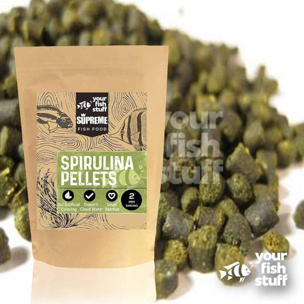 YFS Spirulina Bulk Aquarium Fish Food