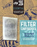 Tetra Whisper Large Filter Replacement Cartridges