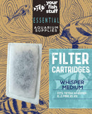 Tetra Whisper Medium Filter Replacement Cartridges