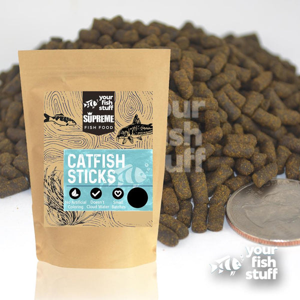 Catfish Sticks Bulk Aquarium Fish Food