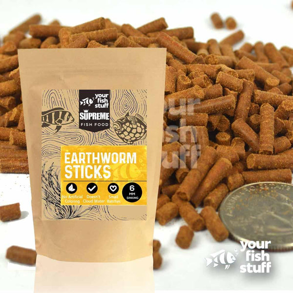 Earthworm Sticks