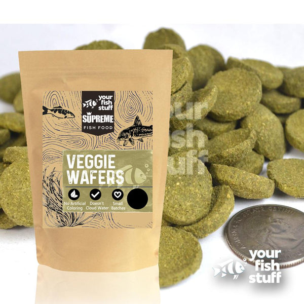 YFS Veggie Wafers Bulk Aquarium Fish Food