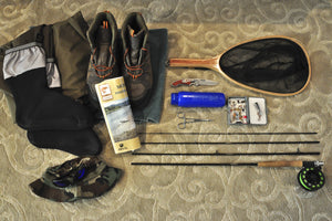 Essential Equipment to Get Started Fly Fishing!