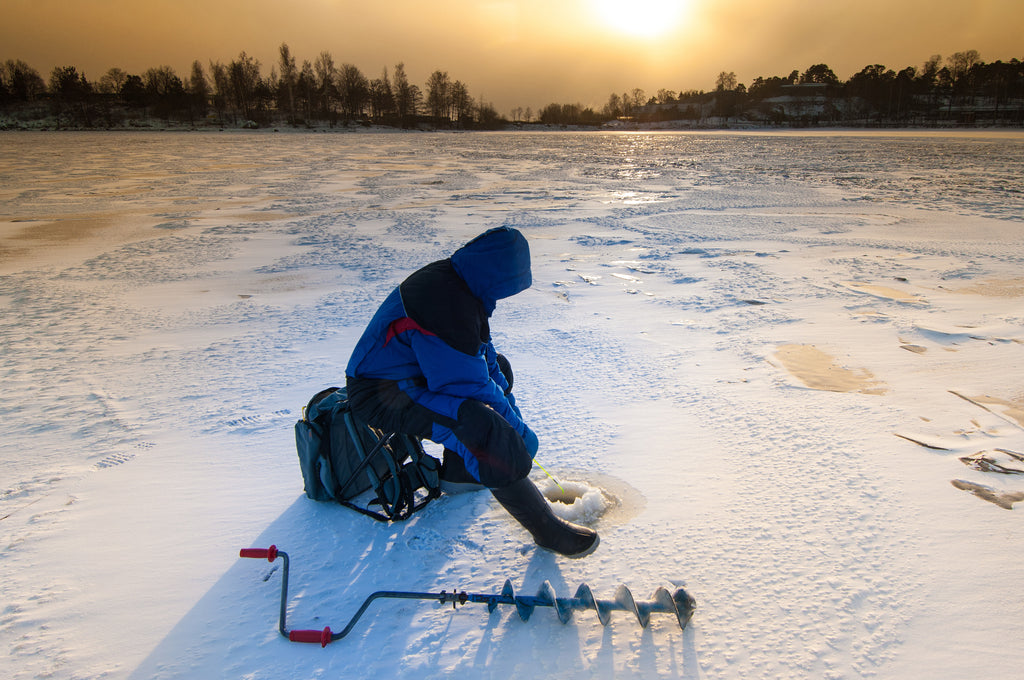 Ice fishing in Canada? You could face manslaughter charges