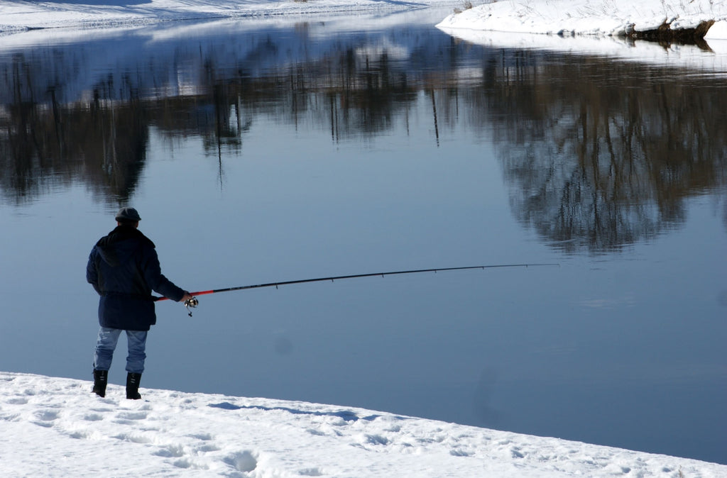 How to Find Trout in winter?