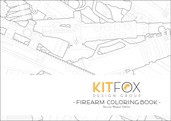 Kitfox Proudly Announces the Service Weapon Edition!