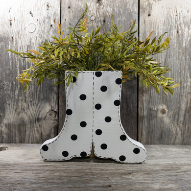 Farmhouse Rain Boots with Box