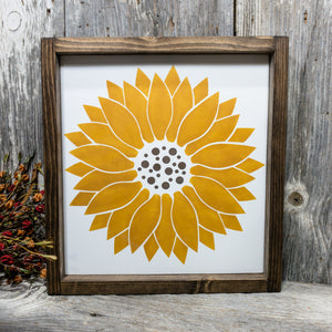 Sunflower - 11.25""