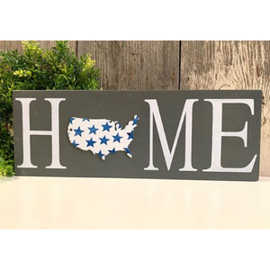 Home - Metal USA with Stars