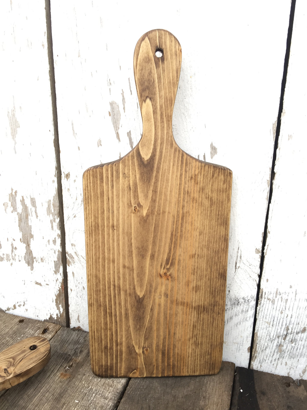 Decorative Pine Wood Cutting Board