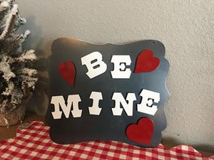 Be Mine- Magnets