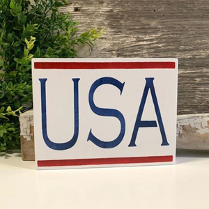 USA - SMALL Sign