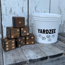 Yardzee - Outdoor Family Yard Games