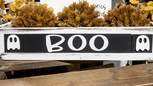 Boo - 3D Ghost - 2020 Interchangeable Box Plaque Set
