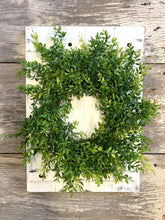 Farmhouse Whitewash Interchangeable Wreath Built Style Wall Hanging Sign