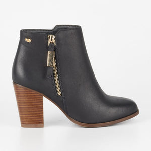 Miss Black Ahlam Ankle Boot -Black