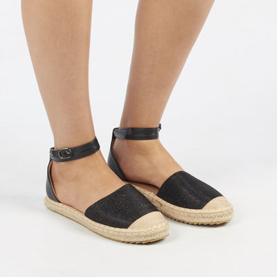 Butterfly Feet Karla2 Flat - Black