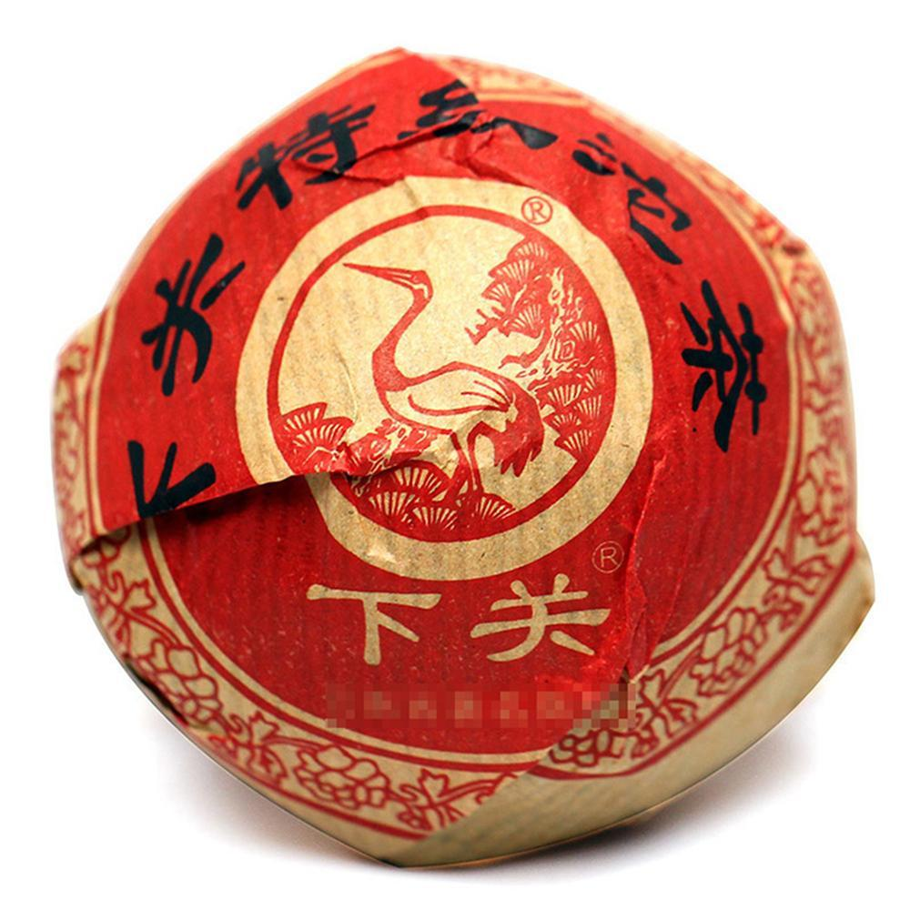 2014yr Specialty Xiaguan Raw Puer Tuo Tea  100g