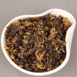 2017 Yunnan Top Grade Honey Rhyme Red Snail Black Tea One Bud One Leaf 200g