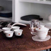 Tea Set High Quality Chinese Ceramic Travel Tea Set 7 Piece/Set Kung Fu Tea Set