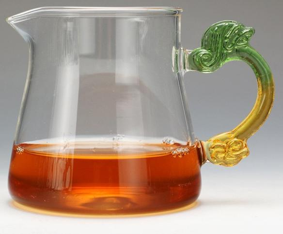 Authentic Heat Glass Long Put Fair Cup Variety Public Cups Tea Sea ChaZhong Kung Fu Tea Set