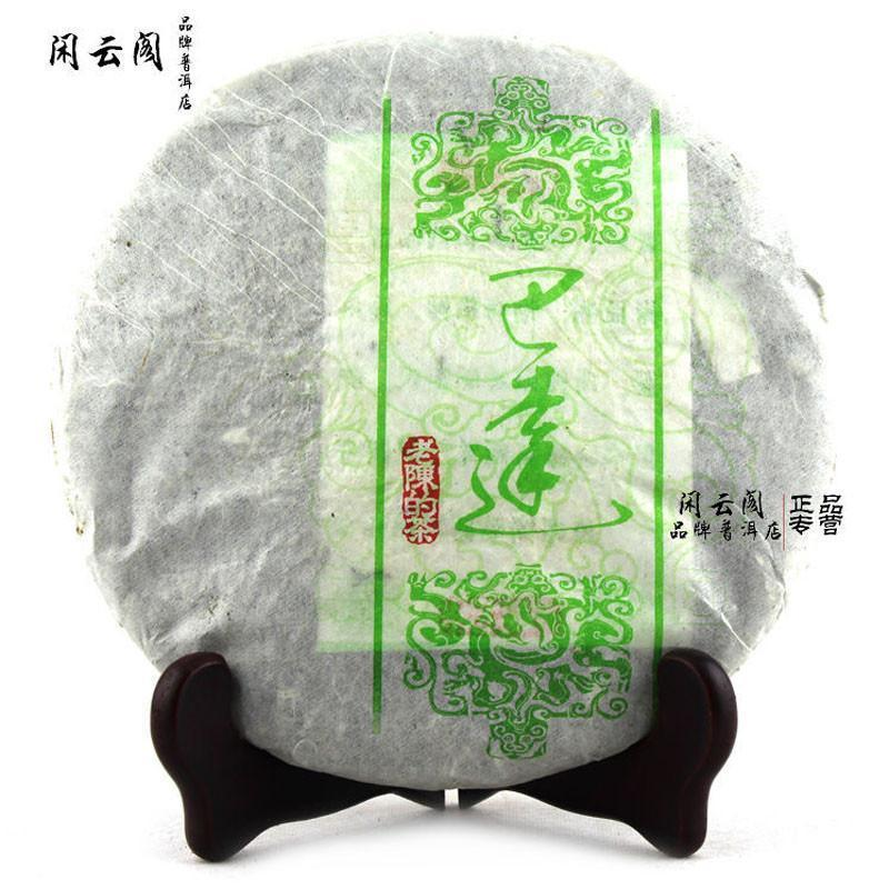 China Tea Changtai 2006yr Laochen Tea Seven Cake Raw Puerh Tea 400g