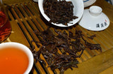 China Tea Warehouse 2006 Year Yiwu Mountain Changtai Old Tea Tree Pure Material Dry Raw Pu-erh Tea Cake 400g-Moylor
