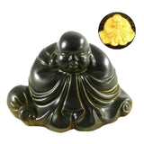 Color Change Tea Toy  KungFu tea accessories tea pet seated Buddha