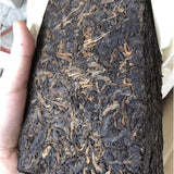 2004 Zhongcha China 500g 66 Red Print Brick Tea Shu Puer Tea Puerh Cooked Tea