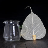 MOYLOR Personalized Bookmark Bodhi Leaf Tea Filter-Moylor