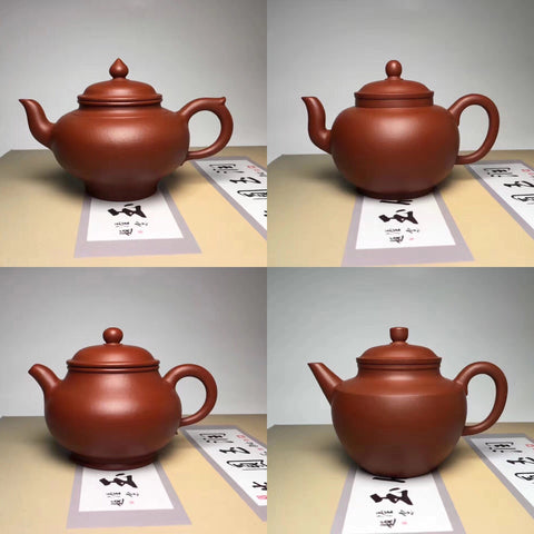 Moylor zoupi yixing handmade teapot purple clay teapot tea set-Moylor