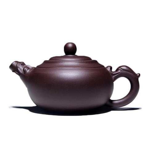 Retro Yixing Handmade KungFu Tea Set Purple Clay Tea Pot-Moylor