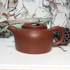 Solid Handmade Purple Clay Yixing  tea pot