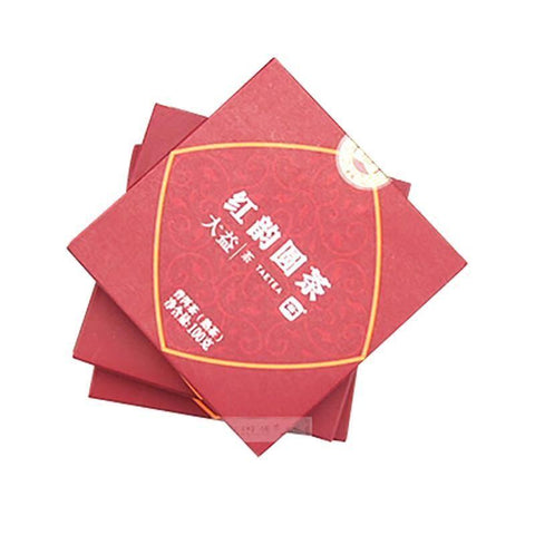 TEATAE Dayi Great Benefits 2014yr 100g Yun Round Tea Cooked Tea-Moylor