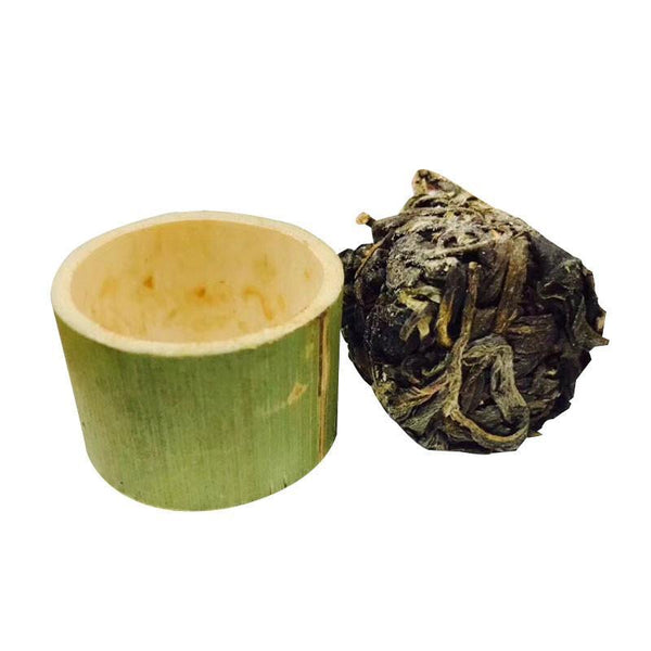 Top Quality Bamboo Pu'er Tea 2 piece/lot 9g/piece-Moylor