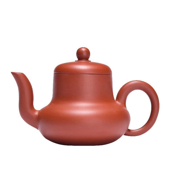 Yixing Retro Solid Hanmade Kungfu Tea Set Purple Clay 160 ml Tea Pot-Moylor
