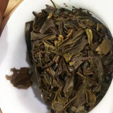 Yunnan 357g Menghai Qiizi Bingcha 2006year Made In Lang River Tea Raw Tea 8539 Puer Tea-Moylor