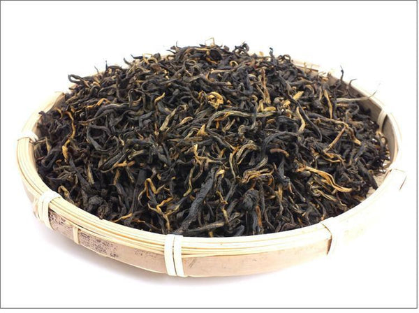 Yunnan Black Tea Old Tree Black Yunnan Fengqing Black Super Black Tea Dianhong 200g-Moylor