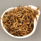 Yunnan Dianhong Kong Fu Tea Fengqing Black Tea Black Tea Hong Yun GoldenSingle Bud Exquisite Box 70g-Moylor