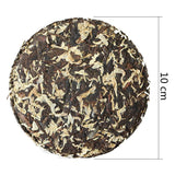 Yunnan Seven Cake Chrysanthemum Tea Pu Tortillas Tea 100g Chrysanthemum Puer Cooked Tea-Moylor