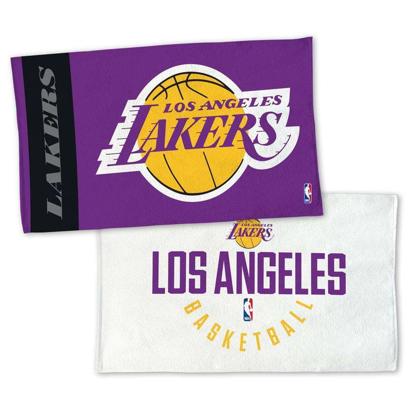 Los Angeles Lakers Wincraft NBA Authentic On-Court Bench Locker Room Towel
