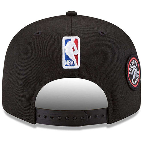 Toronto Raptors New Era NBA 2018 NBA Draft 9FIFTY Snapback Hat - Black
