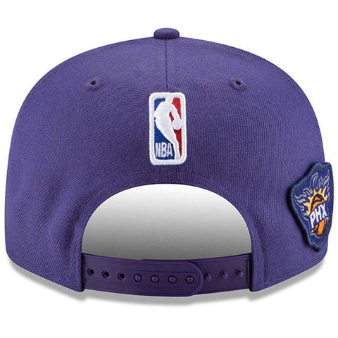 Phoenix Suns New Era NBA 2018 NBA Draft 9FIFTY Snapback Hat - Purple
