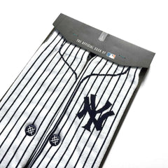 New York Yankees Stance MLB Home Jersey Crew Socks -White