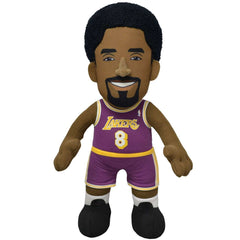 "Kobe Bryant Los Angeles Lakers Bleacher Creatures NBA 10"" Plush Figure - Purple"