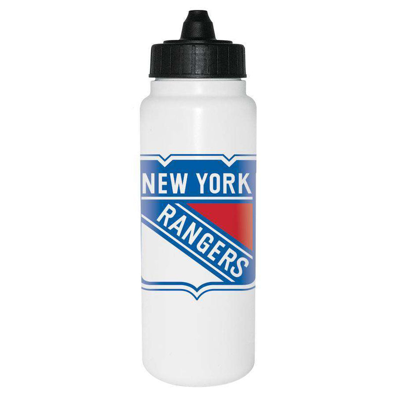 New York Rangers Inglasco NHL 1000ML Tallboy Drink Bottle