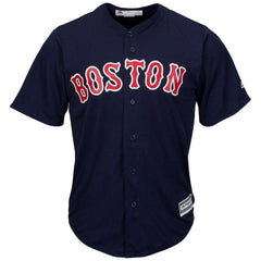 Boston Red Sox Majestic MLB AC Cool Base Replica Jersey - Navy