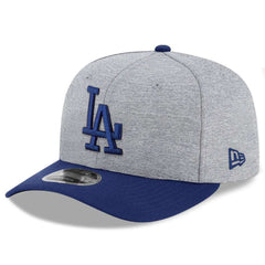 Los Angeles Dodgers New Era MLB Double Shadow Pre-Curved 9FIFTY Snapback Hat