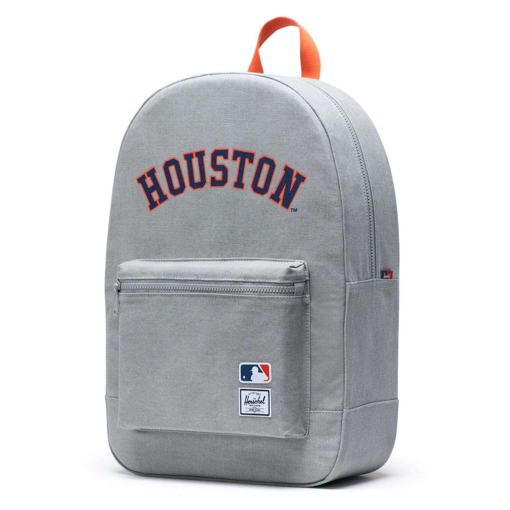 915fb8b8ea5 Houston Astros Herschel Supply Co MLB Daypack Bag - Grey