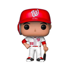 Juan Soto Washington Nationals Funko MLB Pop 25 Figure - White